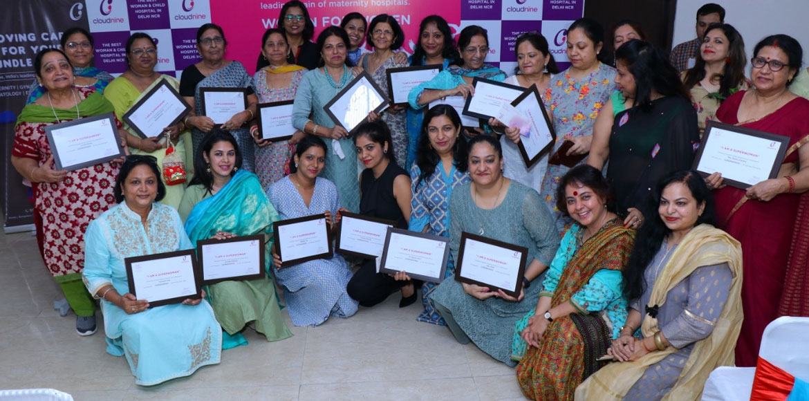 Noida: 'I am Super Woman' contest organised at Sun