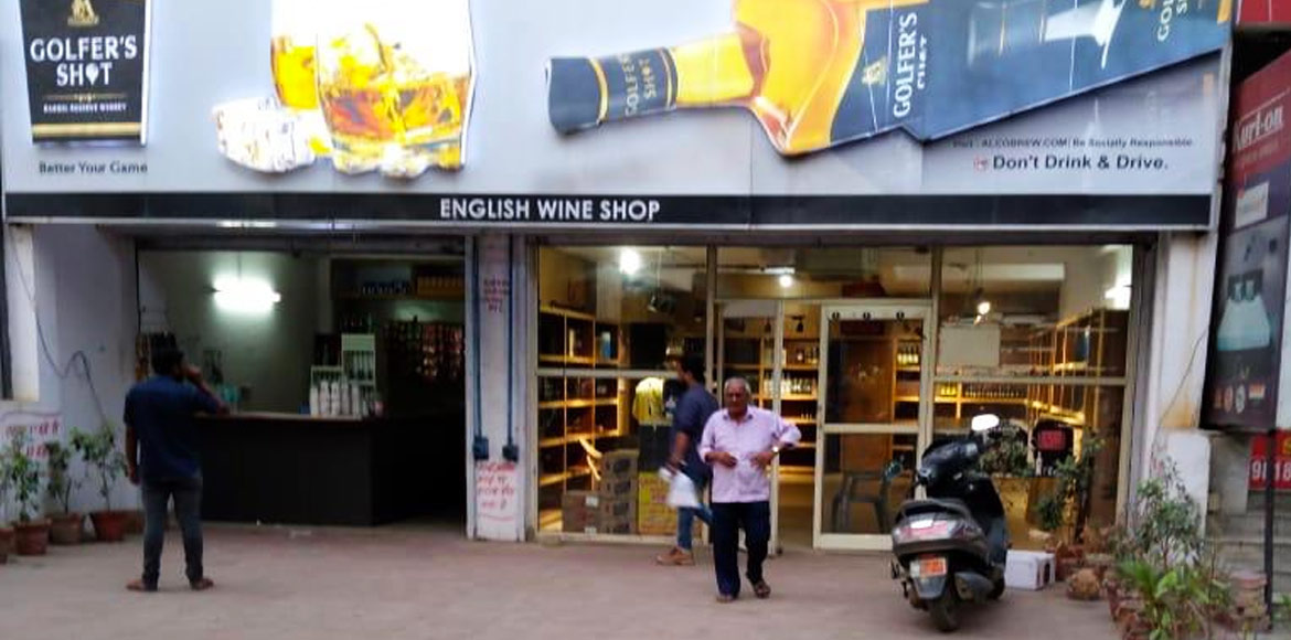 Ahinsa Khand II residents seek permanent closure of illegal liquor shop