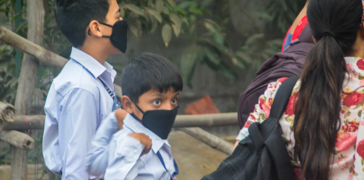 CM Kejriwal announces distribution of free N95 masks to students from Nov 1