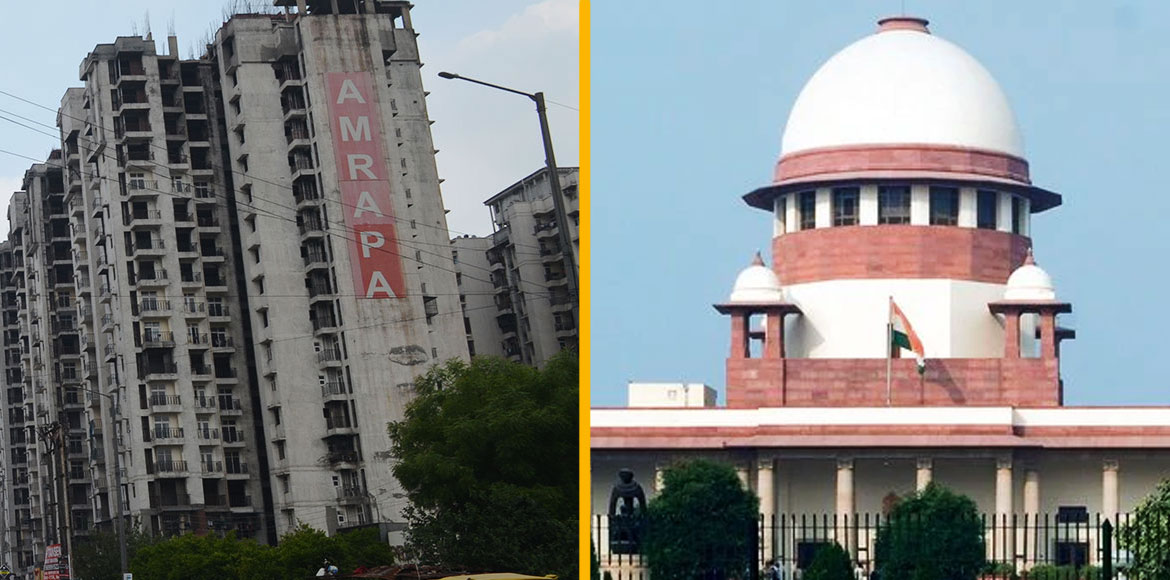 SC orders auction of attached properties of Amrapali Group