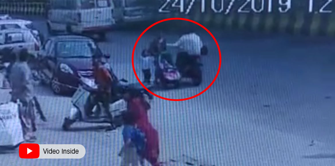 Second chain snatching in a month at Noida's 7X sector