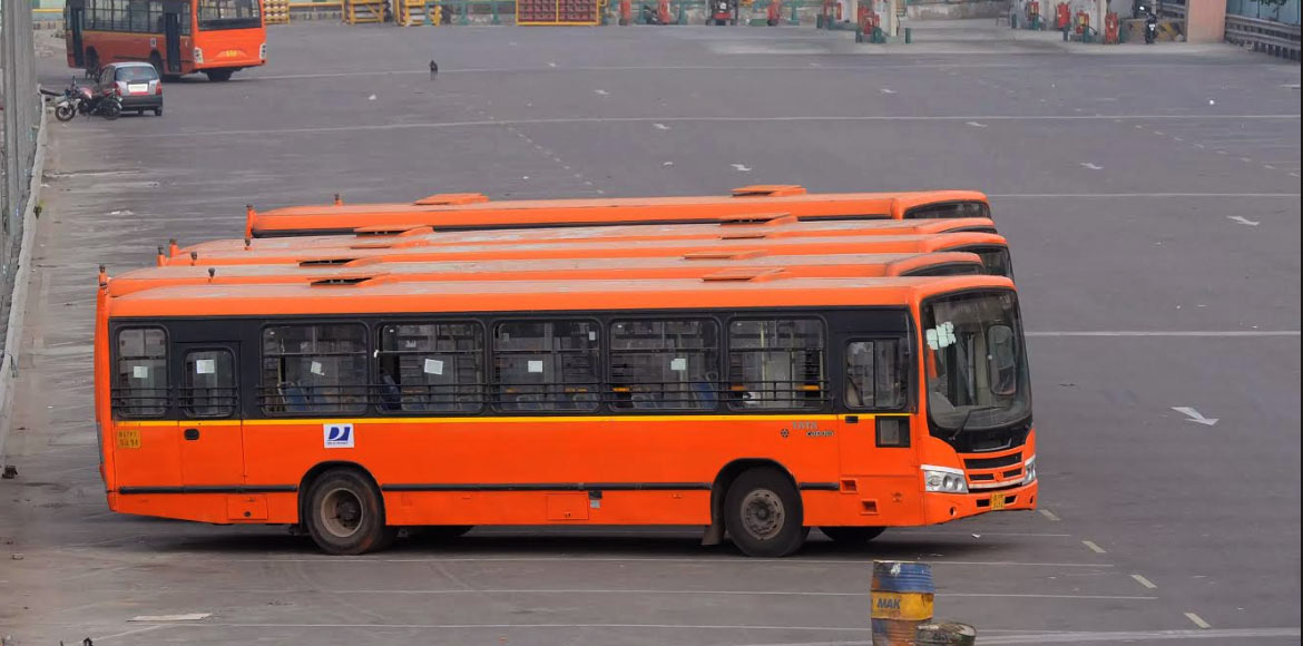 100 more buses to add to Delhi's transport fleet this week
