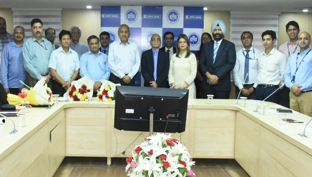 DDA signs MoU with HDFC Bank to facilitate payments at stadia
