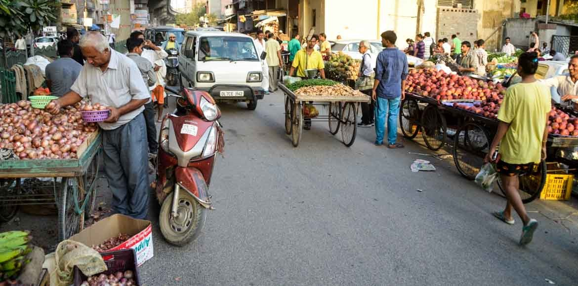 In a first, street vendors will be empowered to operate from fixed spot