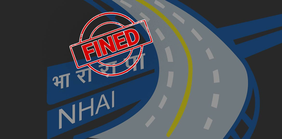 GDA imposes Rs. 14-lakh fine on NHAI for damaging 53 rural roads