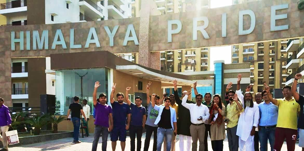 Greedy builder renders Himalaya Pride powerless