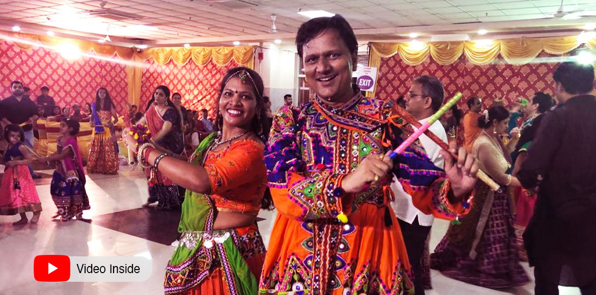 Gurugram welcomes Navratri with gusto