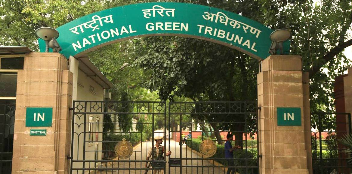 Over Rs. 50 lakh fine on two institutions as environmental compensation