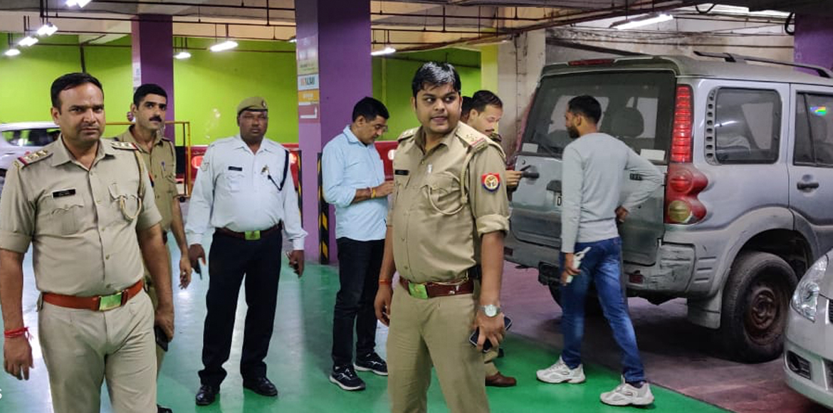 GB Nagar police intensifies 'Operation Clean' ahead of Diwali