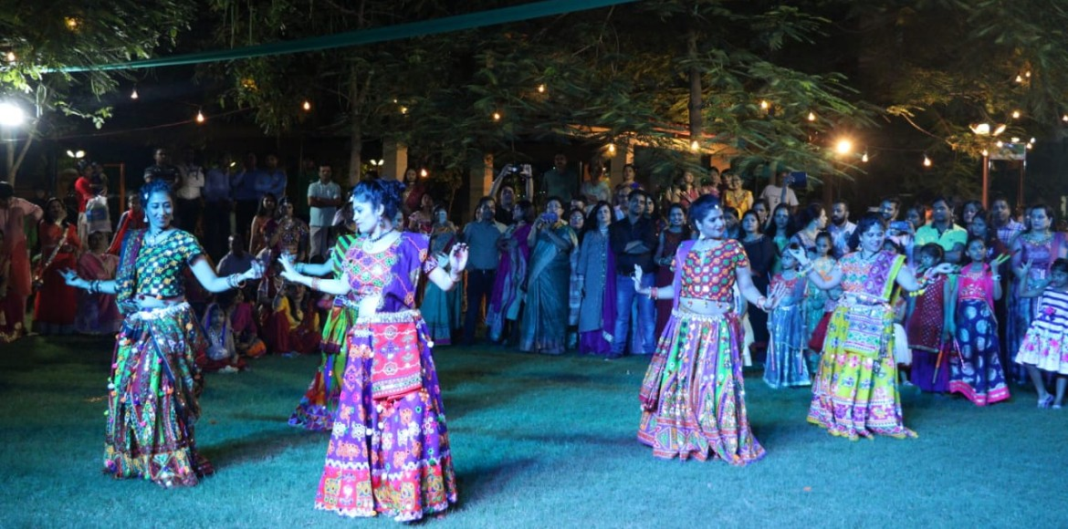 Gurugram: Navratri at Vipul Lavanya is all fun with tradition