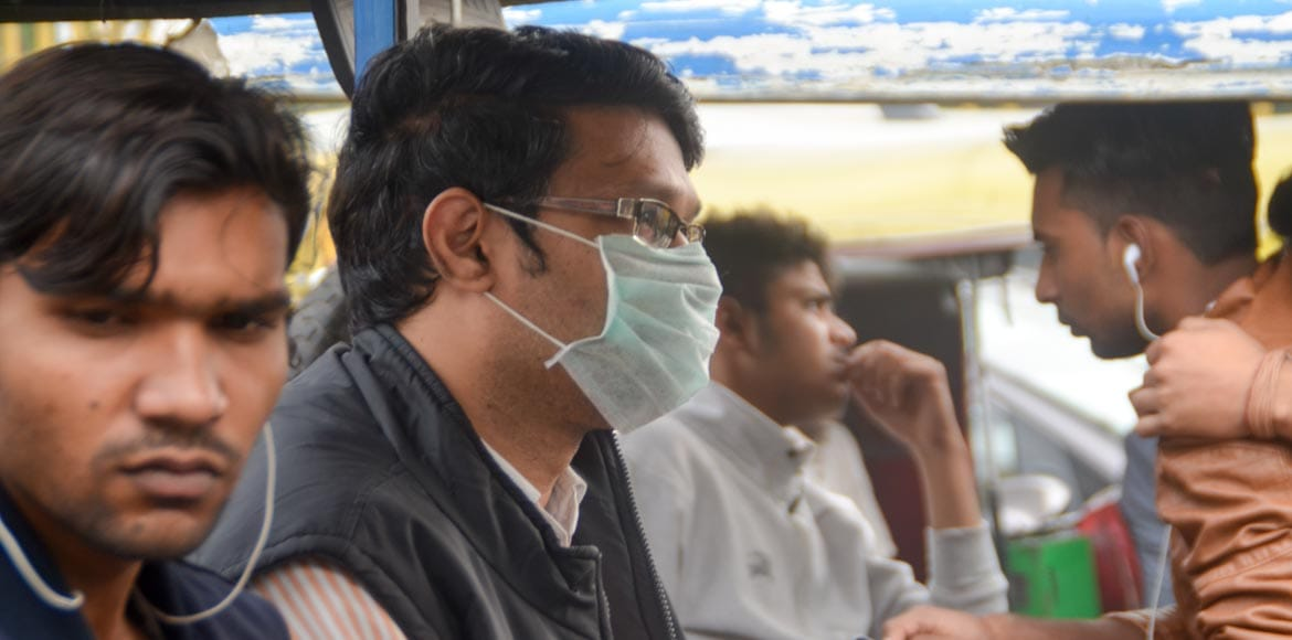 Delhi's air pollution this year down by 25 per cen