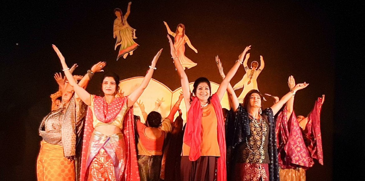 Women of Ramayana - a dialogue