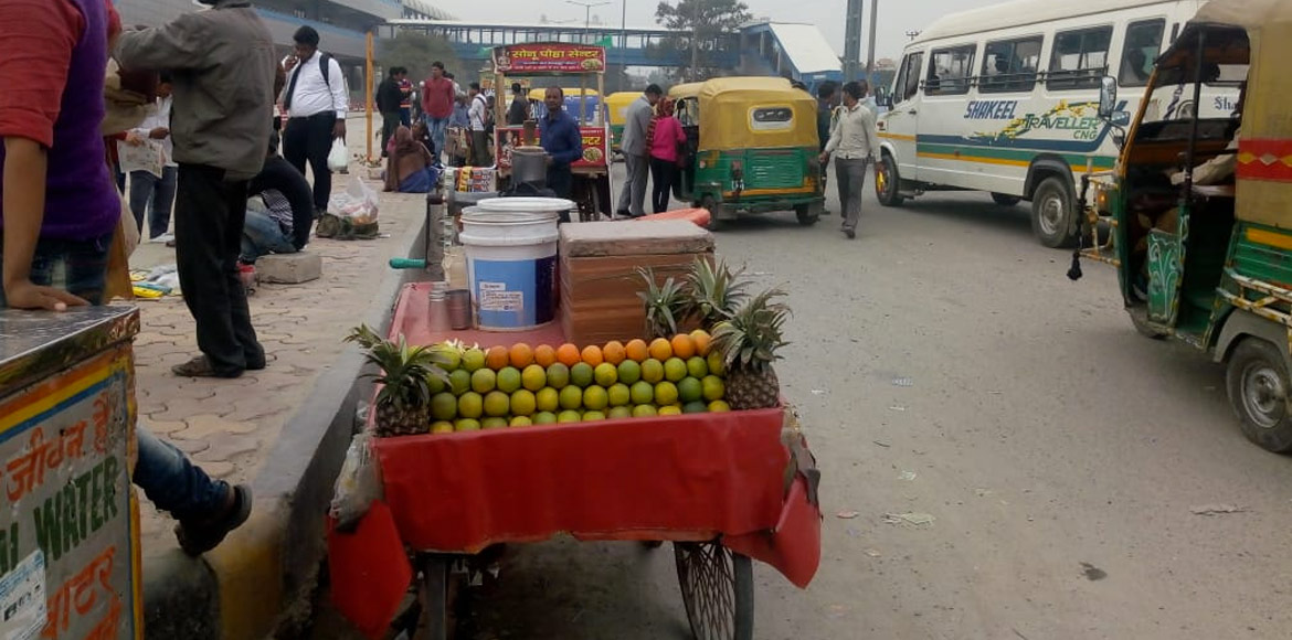 Noida Authority allocates space to over 600 street vendors