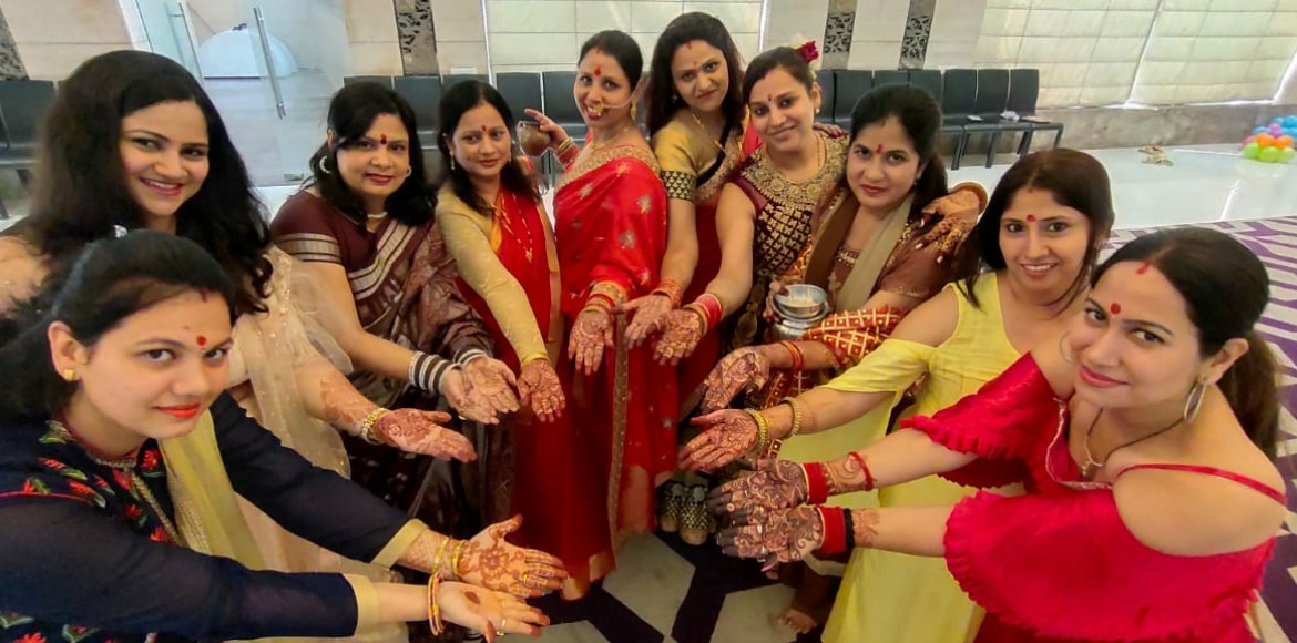 Karwa Chauth blends tradition with modern in GreNo