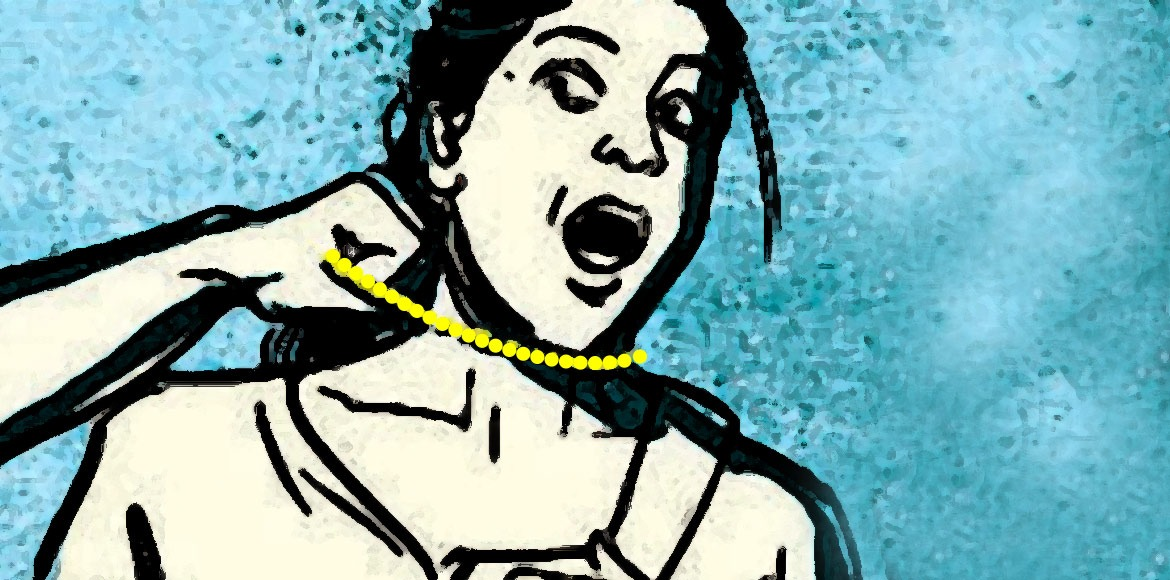 After PMs niece, UP cabinet ministers relative becomes chain-snatching victim