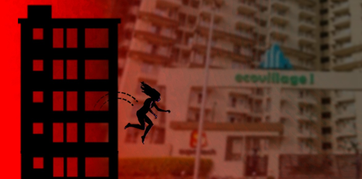 Woman leaps to death from 16th floor of Supertech Ecovillage