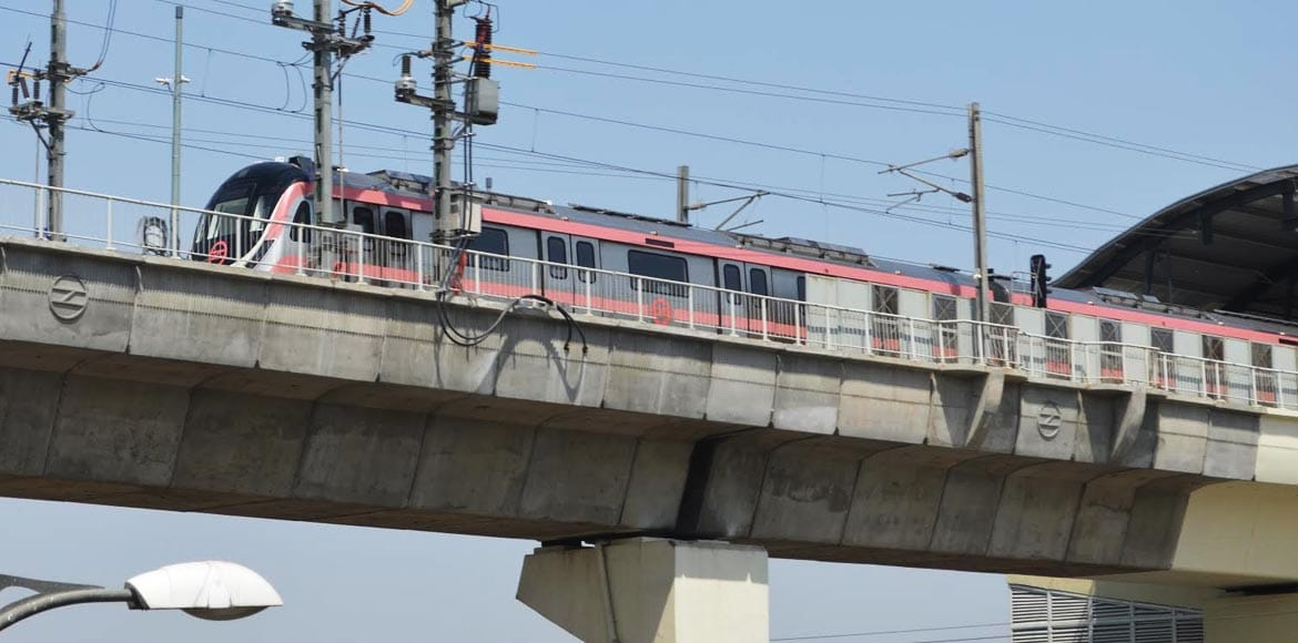 DMRC clears decks for Pink Line connecting Trilokp
