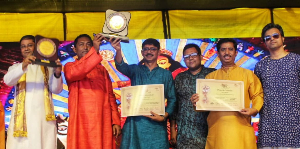 Prantic Cultural Society bags two awards for organising Durga Puja