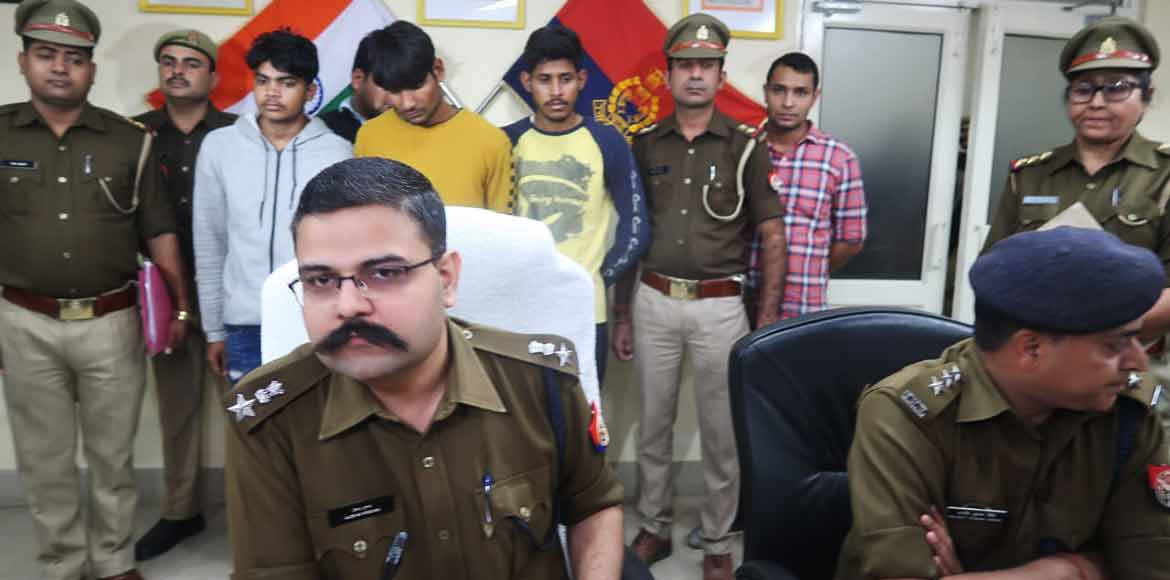 Three of inter-state ATM fraud gang arrested in Noida