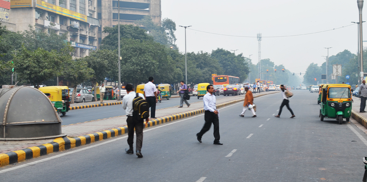 National Capital breathes cleaner air with AQI at