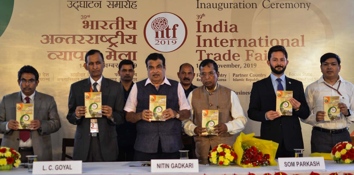 Trade fair kick-starts with 'ease of doing business' as theme
