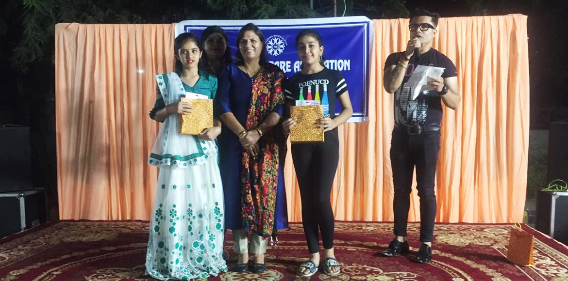Gurugram: Sec 40 RWA holds sports-cultural event to showcase young talent