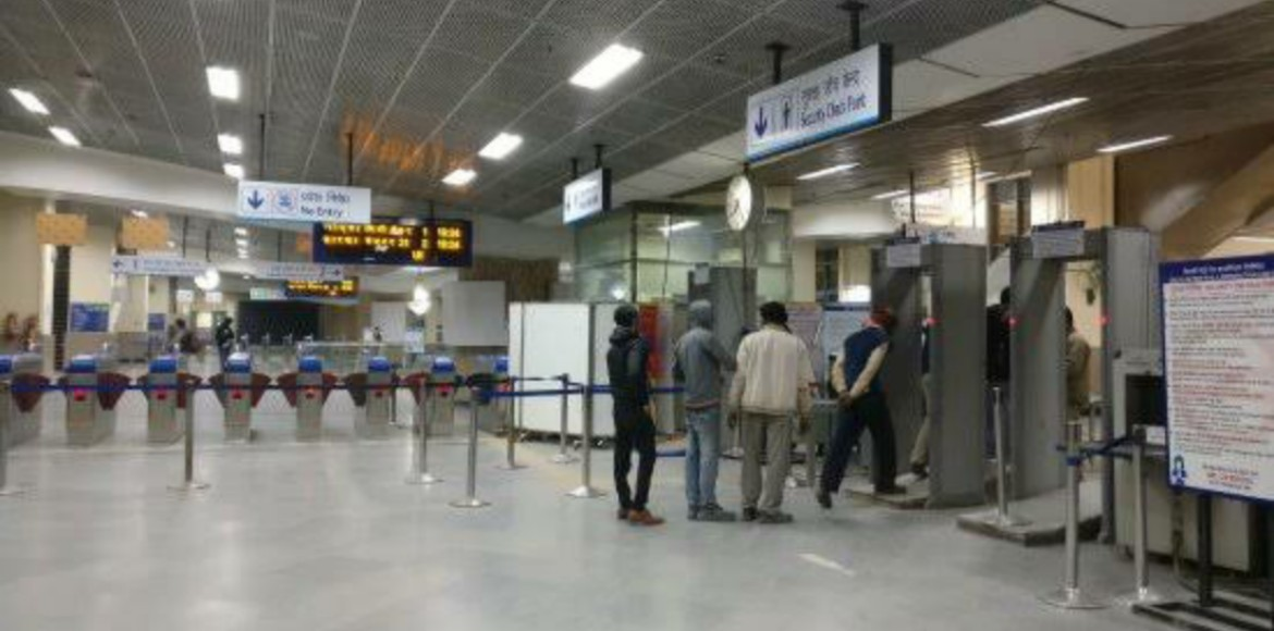Now, Metro check-in available to passengers of 3 m