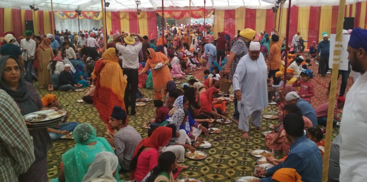 PHOTO KATHA: Gurupurab sets an example of amity in