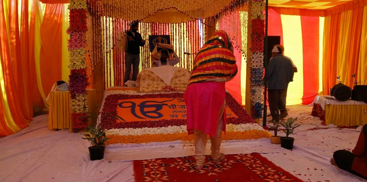 Ace City residents celebrate Guru Nanak Jayanti in