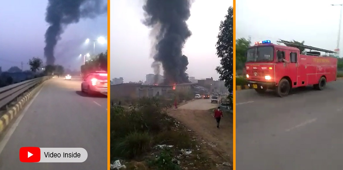 With resident's intervention, garbage burning stopped at Ghaziabad