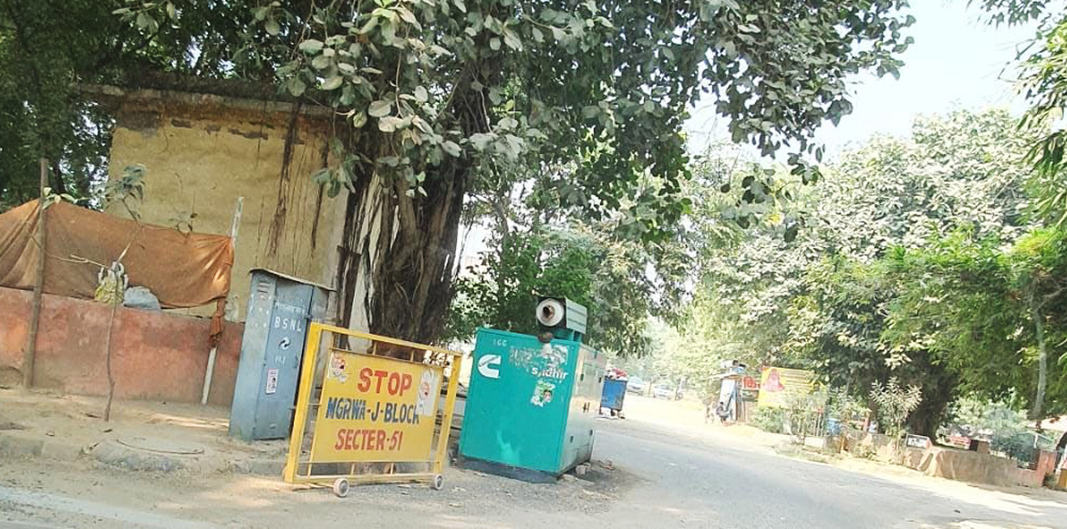 HSPCB issues show cause notice to Mayfield Garden for flouting environment norms