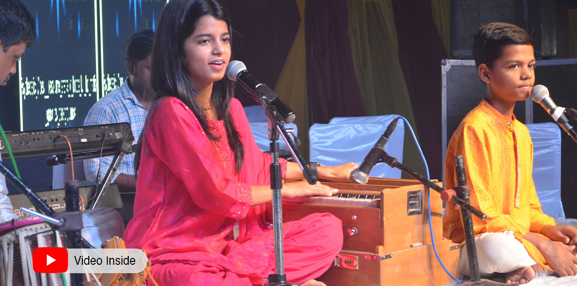 Maithili Thakur's melodies set the tone for Chhath in GreNo