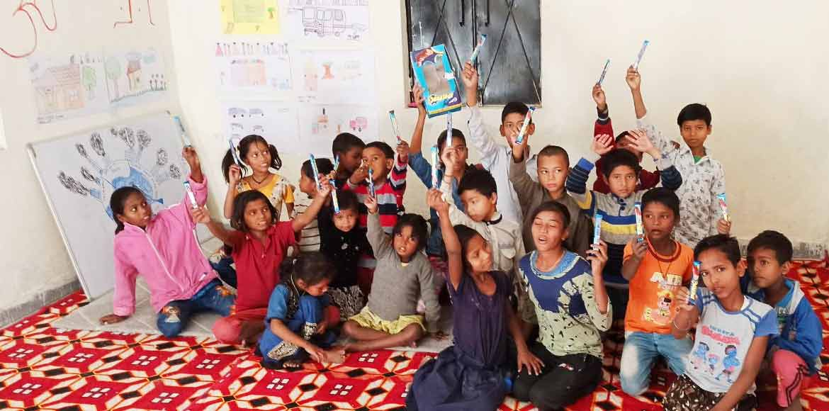 PHOTO KATHA: NEFOWA holds drawing competition for underprivileged children