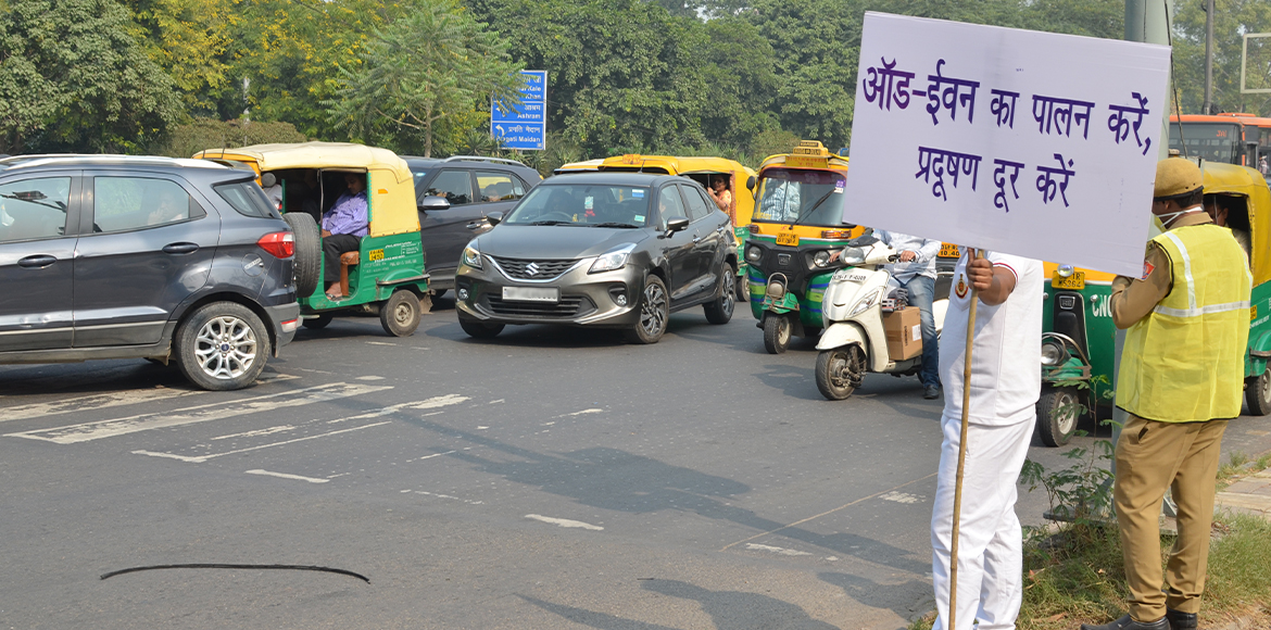 Delhi to get exemption from odd-even scheme on Prakash Parv