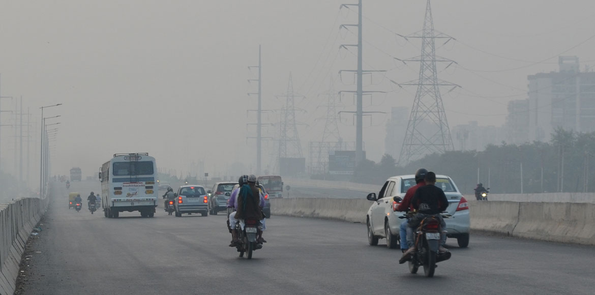 Respite in sight even as AQI slides in Delhi-NCR o