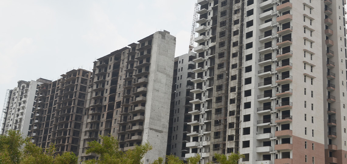 Govt says homebuyers filed over 1,800 cases agains