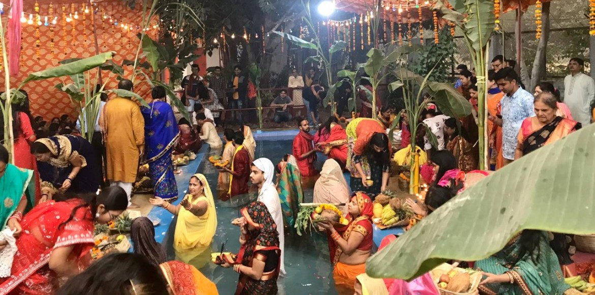 Chhath showed cultural integrity