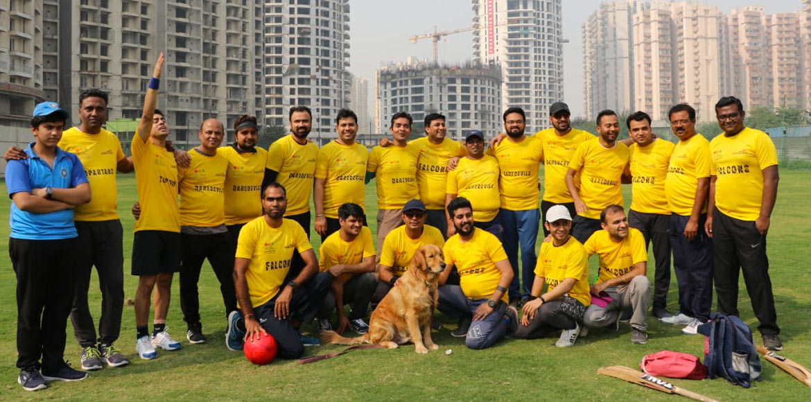 Greater Noida gears up for cricket tournament