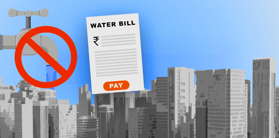 Noida Authority initiates strict action against defaulters of water bills