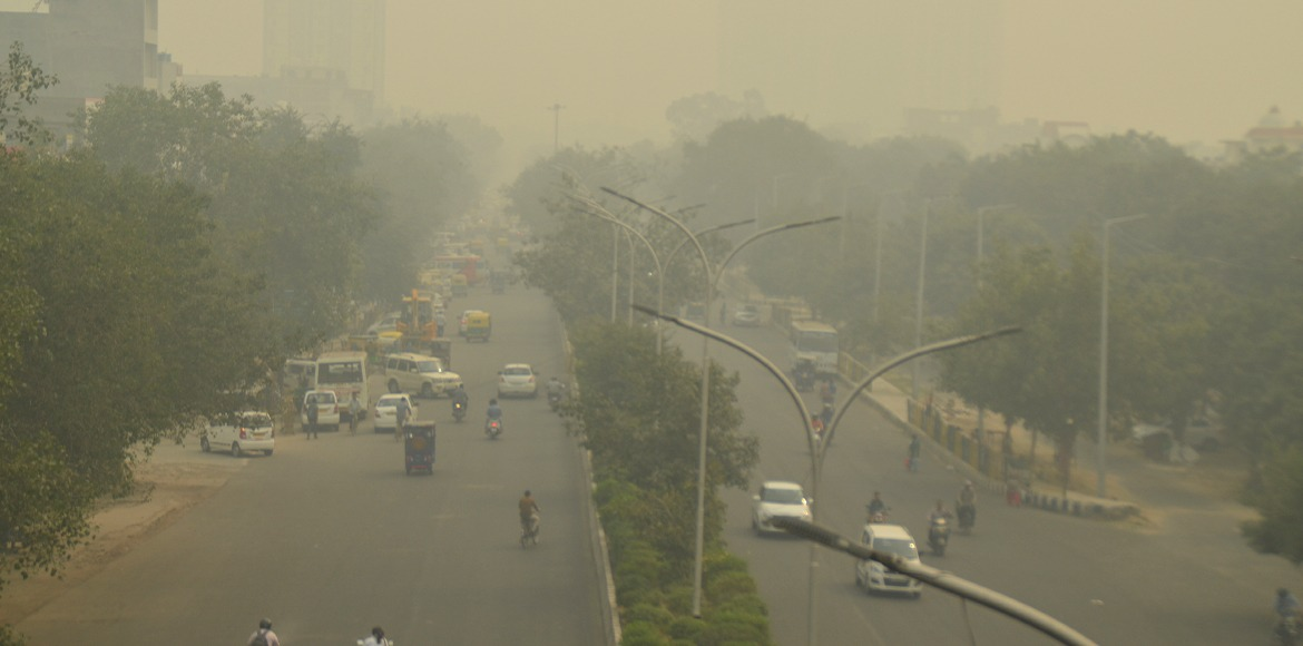IIT-Delhi experts to find ways to curb menacing air pollution