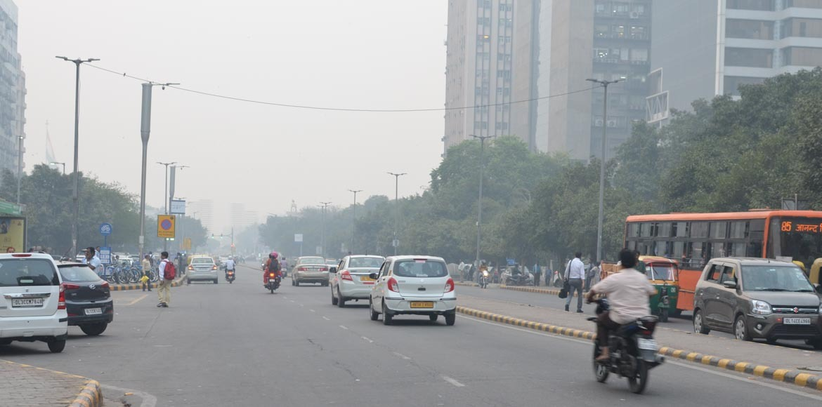 Air quality remains in 'poor' category in Delh