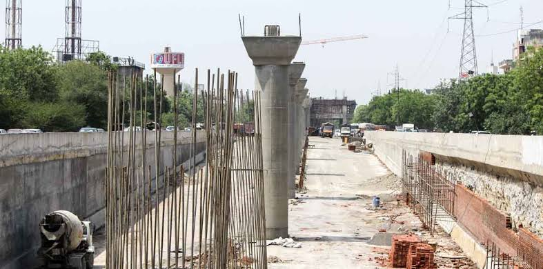 Delhi Metro's first civil contract given for construction of portion of corridor