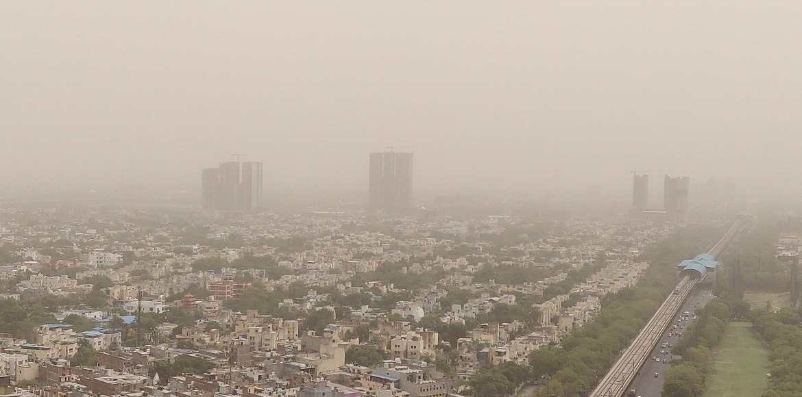 Air quality remains in 'poor' category in Noida, Greater Noida