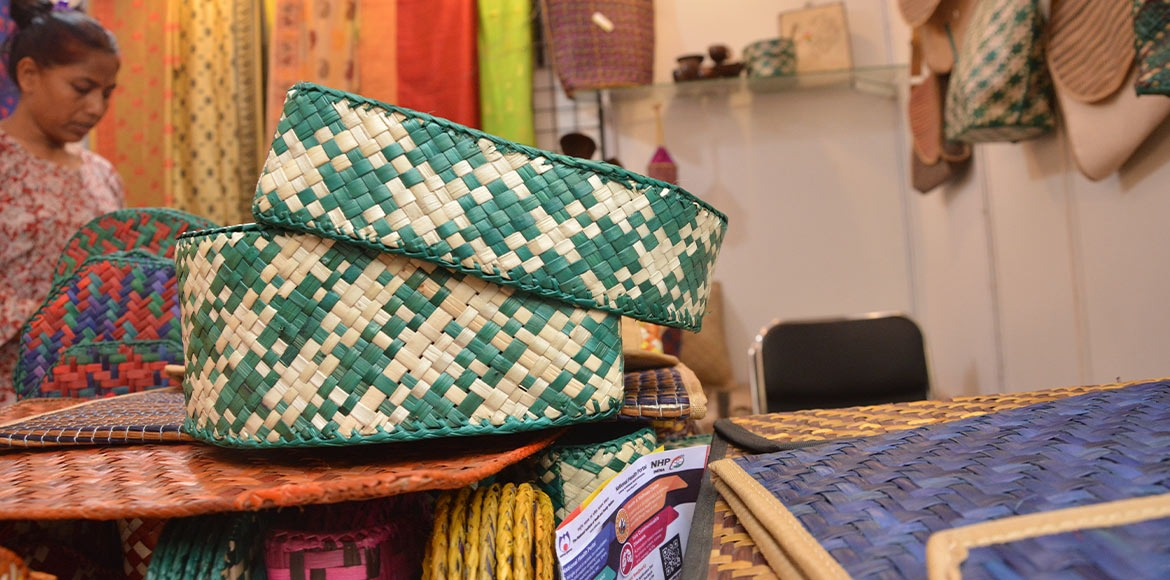 IITF: Plant based fibre products promoting eco-friendly lifestyle