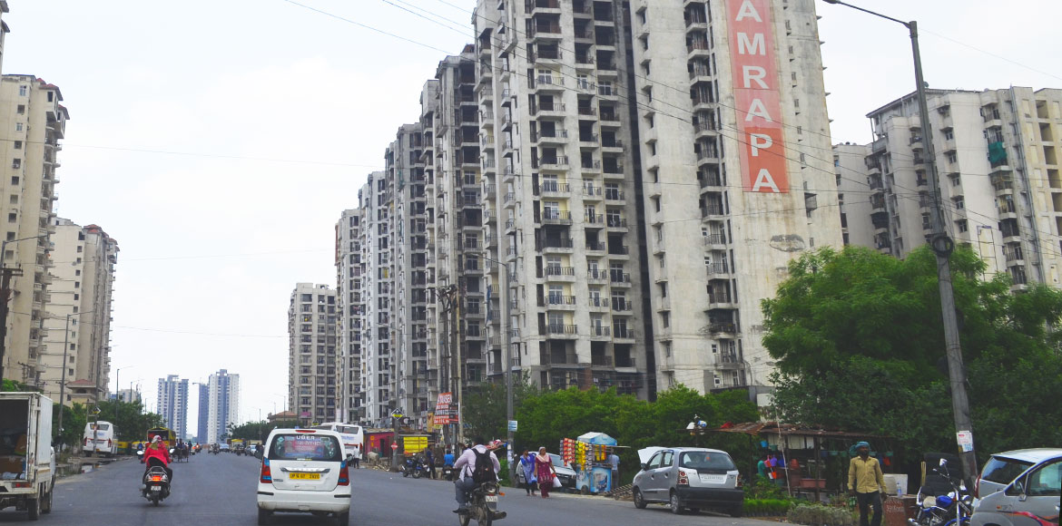 SC asks Centre to consider use of stress fund for stalled Amrapali projects