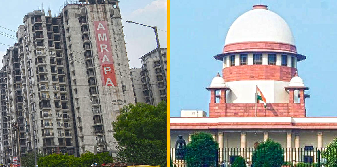 Centre's reply on stress fund awaited for SC decision on Amrapali