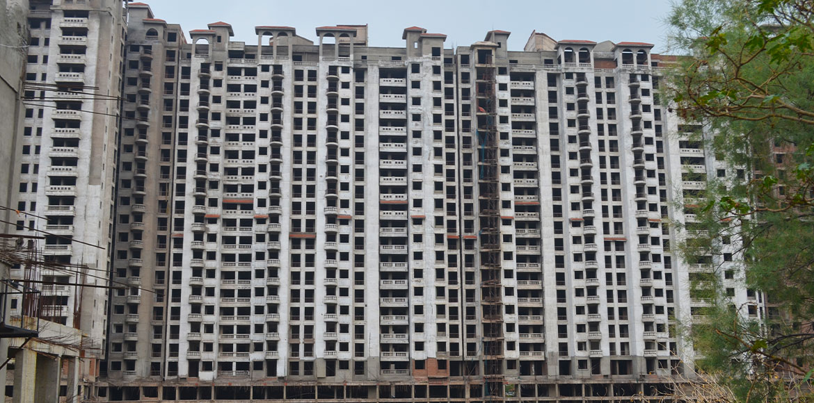 Buyers sceptical even after declaration of auction date for Amrapali properties