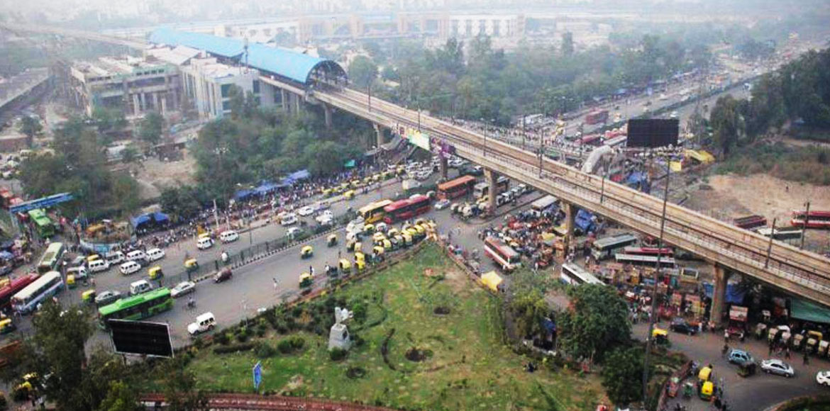 Anand Vihar to get massive commercial cum residential hub