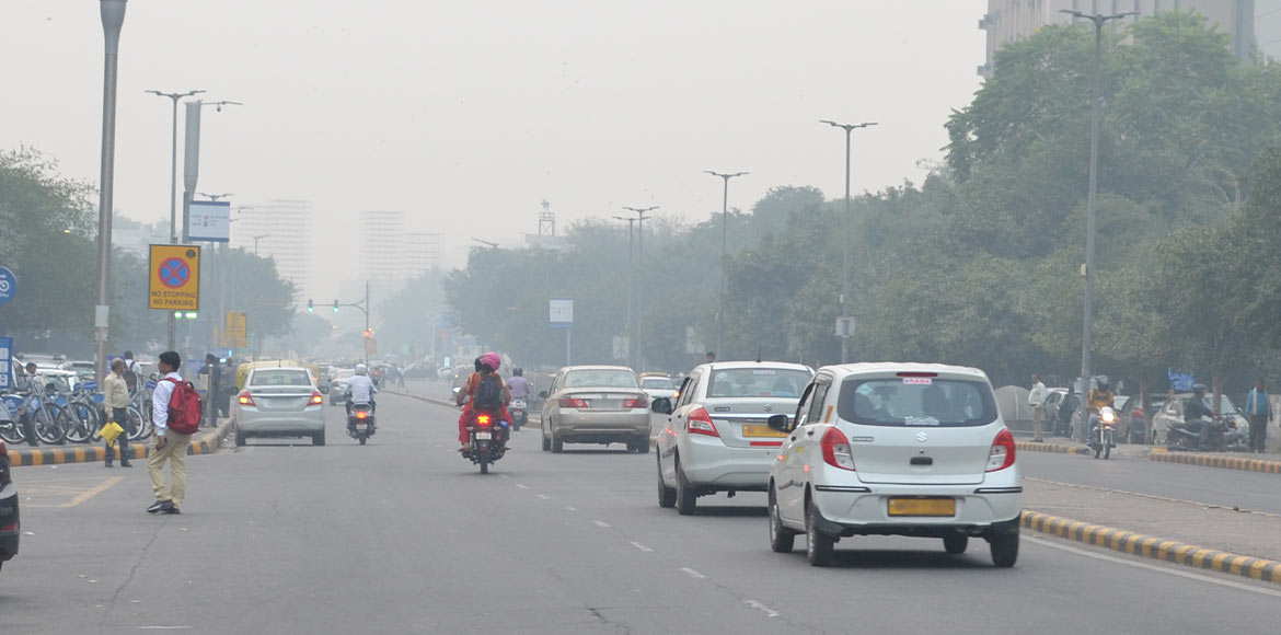 South Delhi equipped with 55 new vehicles to fight air pollution