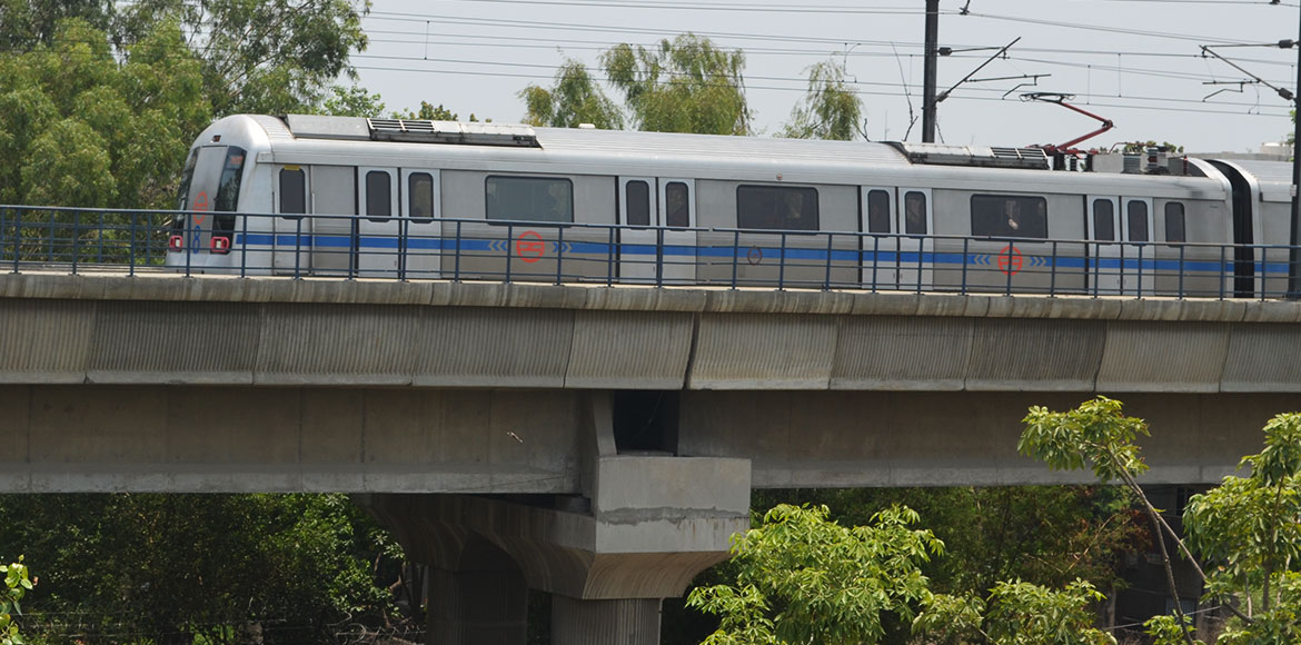 Services hit on Delhi Metro's Blue Line due to technical snag